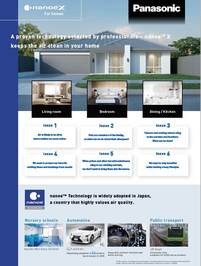 nanoex housing